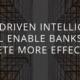 Data Driven Intelligence